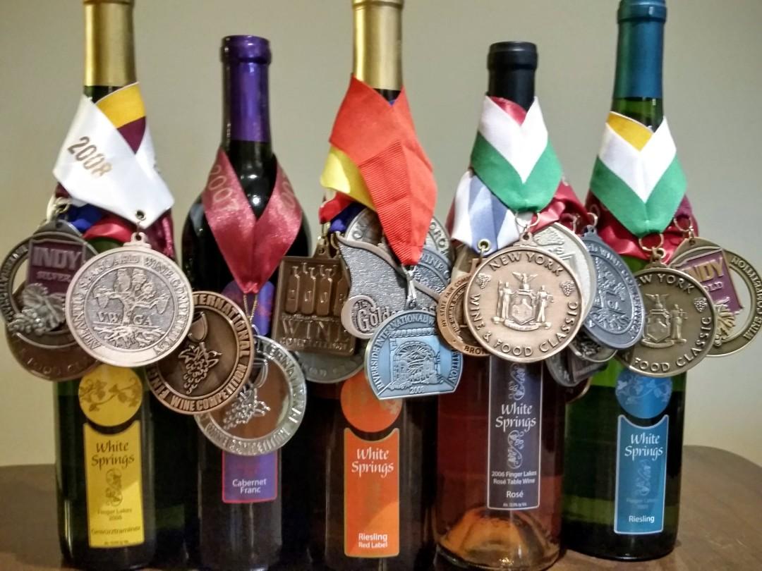 Award Wines