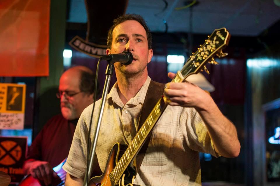 Brews & Blues with the John Bolger Blues Trio – Feb 4th
