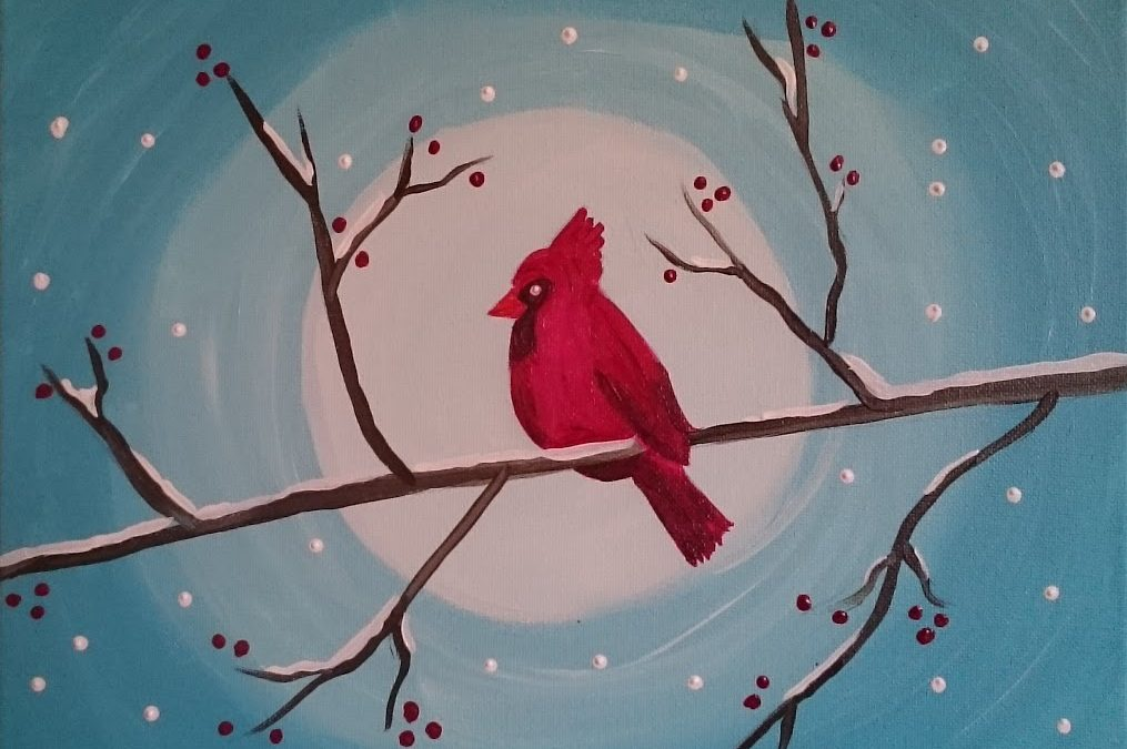 Painting Party & Music – Sunday, January 29th