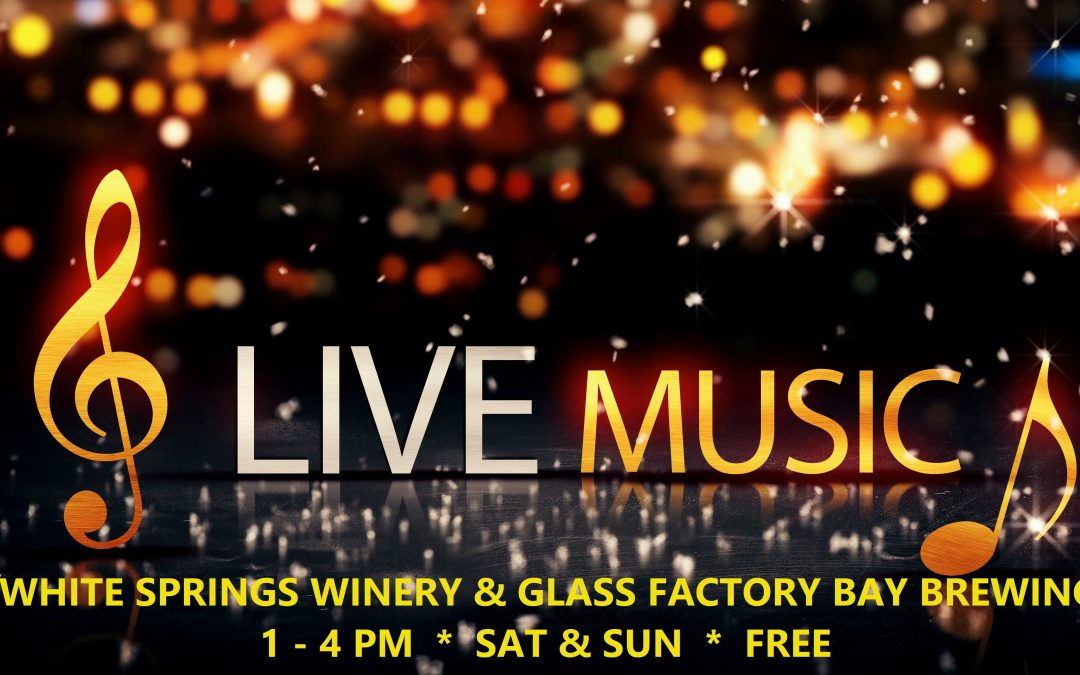 October's Live Music at White Springs Winery