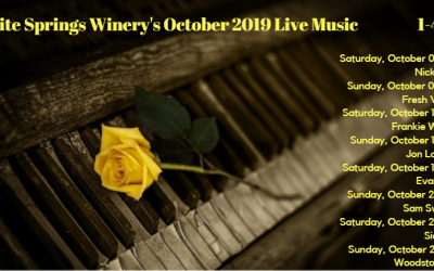 October 2019 Live Music