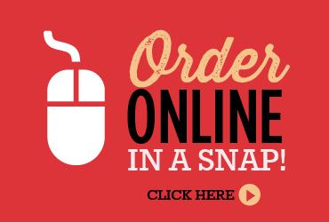 Online Ordering is Easy!